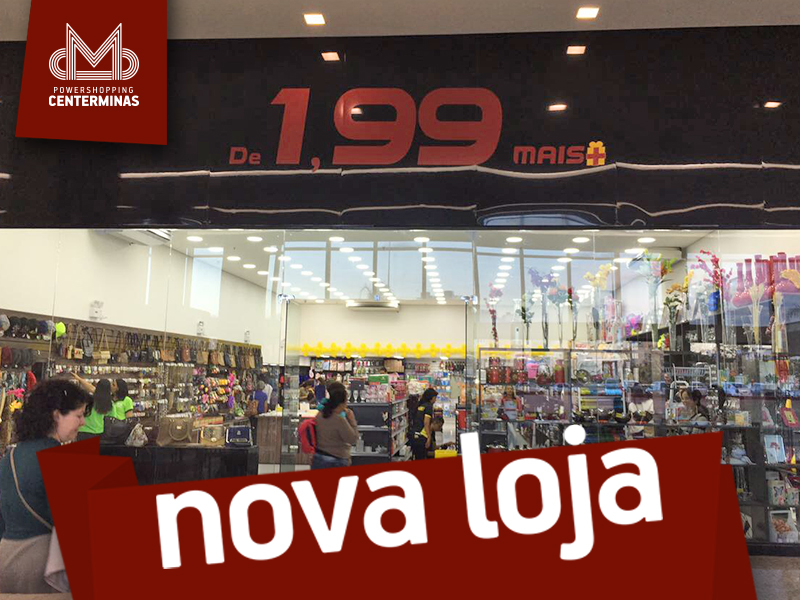 De 1 a 99 - Nova Loja