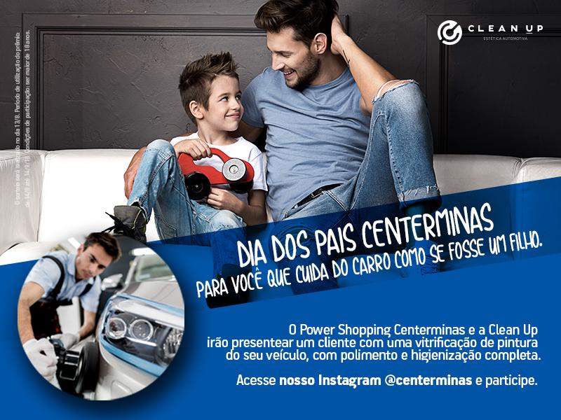 Você cuida do carro como se fosse um filho? Nossa promoção de Dia dos Pais é para você.
