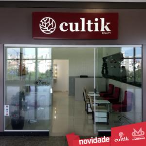 Cultik Beauty inaugura no Centerminas