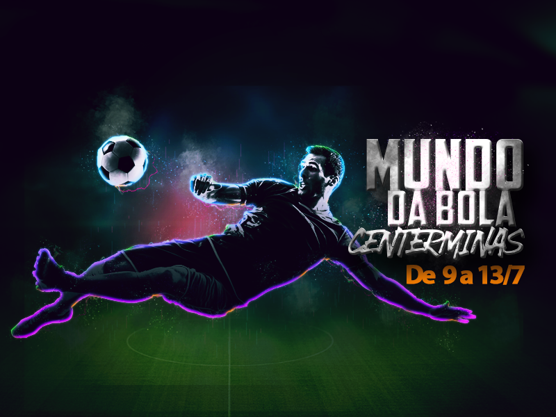Power Shopping Centerminas realiza campeonato de futebol virtual